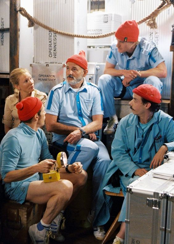 WES ANDERSON COLLECTION: Zissou Mini Set