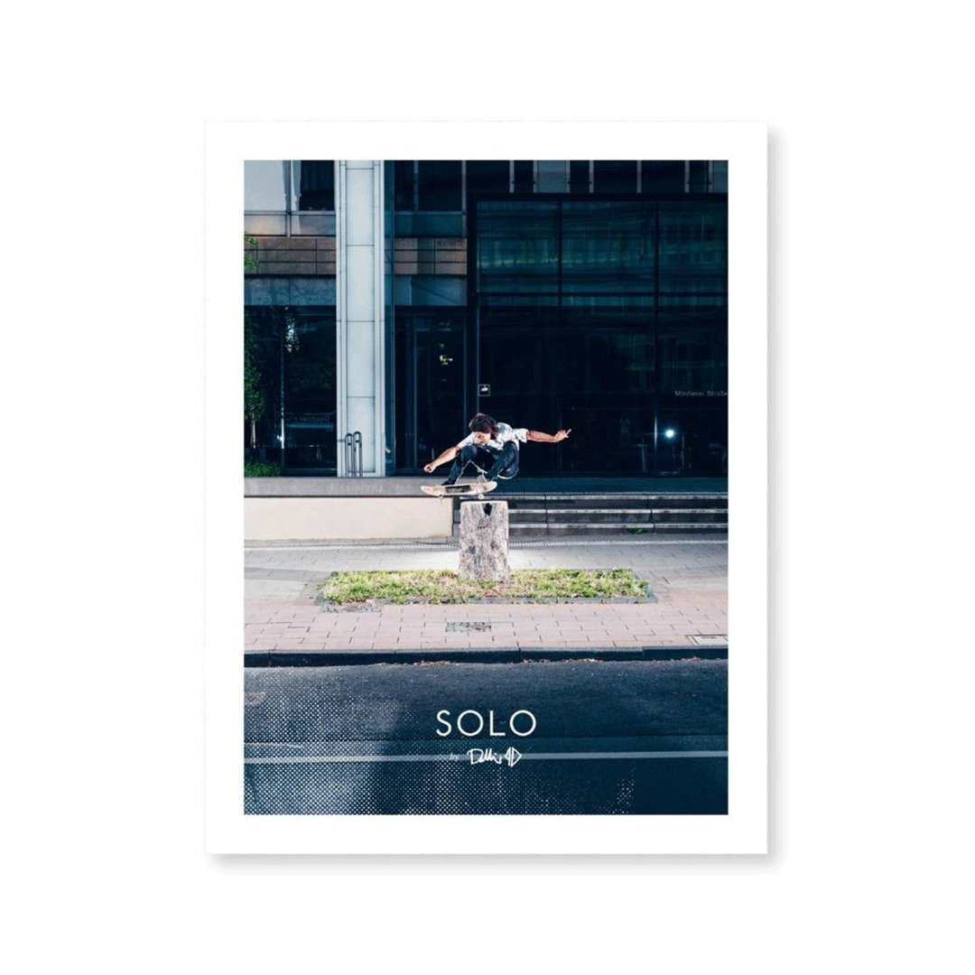 "SOLO MAGAZINE-""ISSUE #39"""