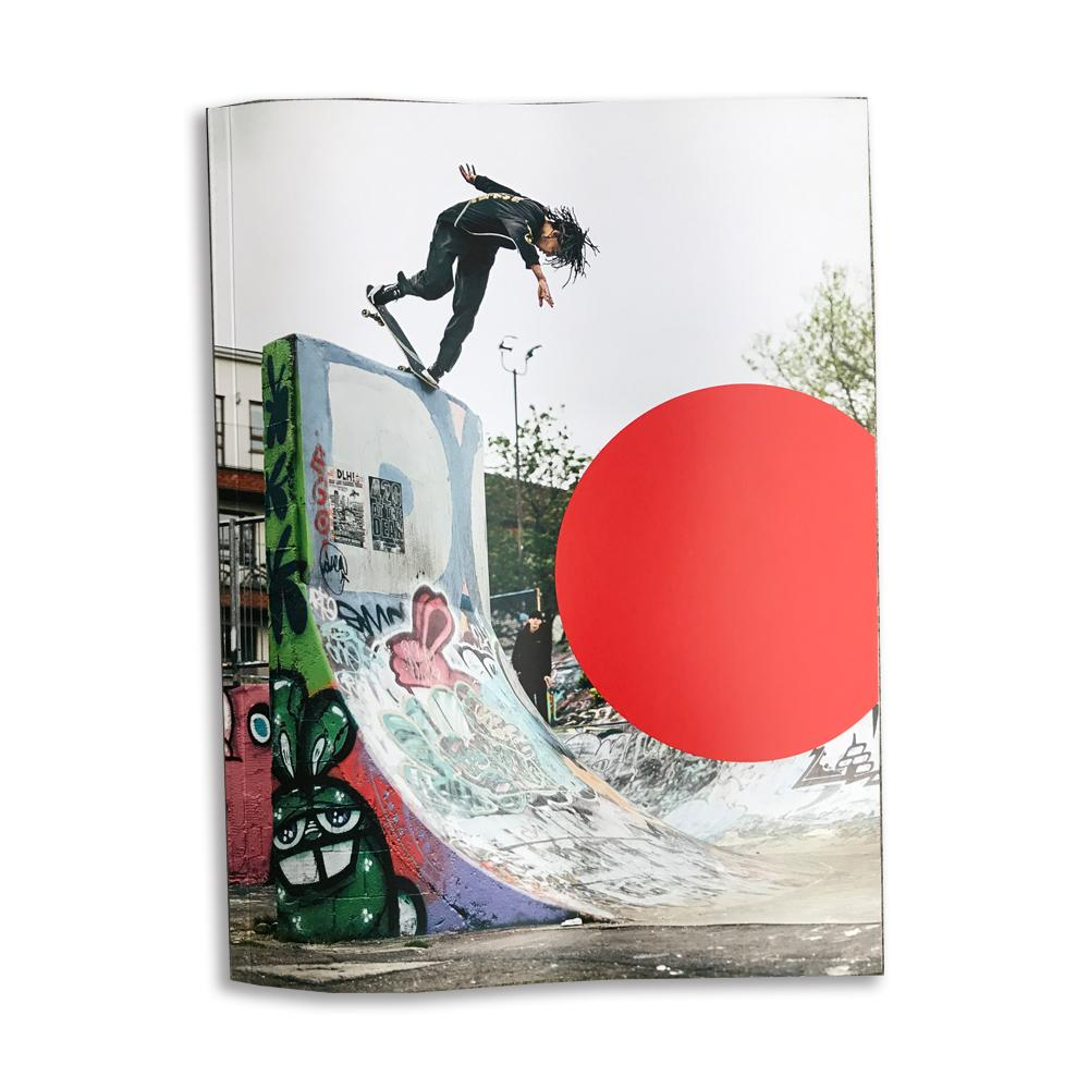 "FREE SKATEBOARD MAG-""ISSUE 26"""