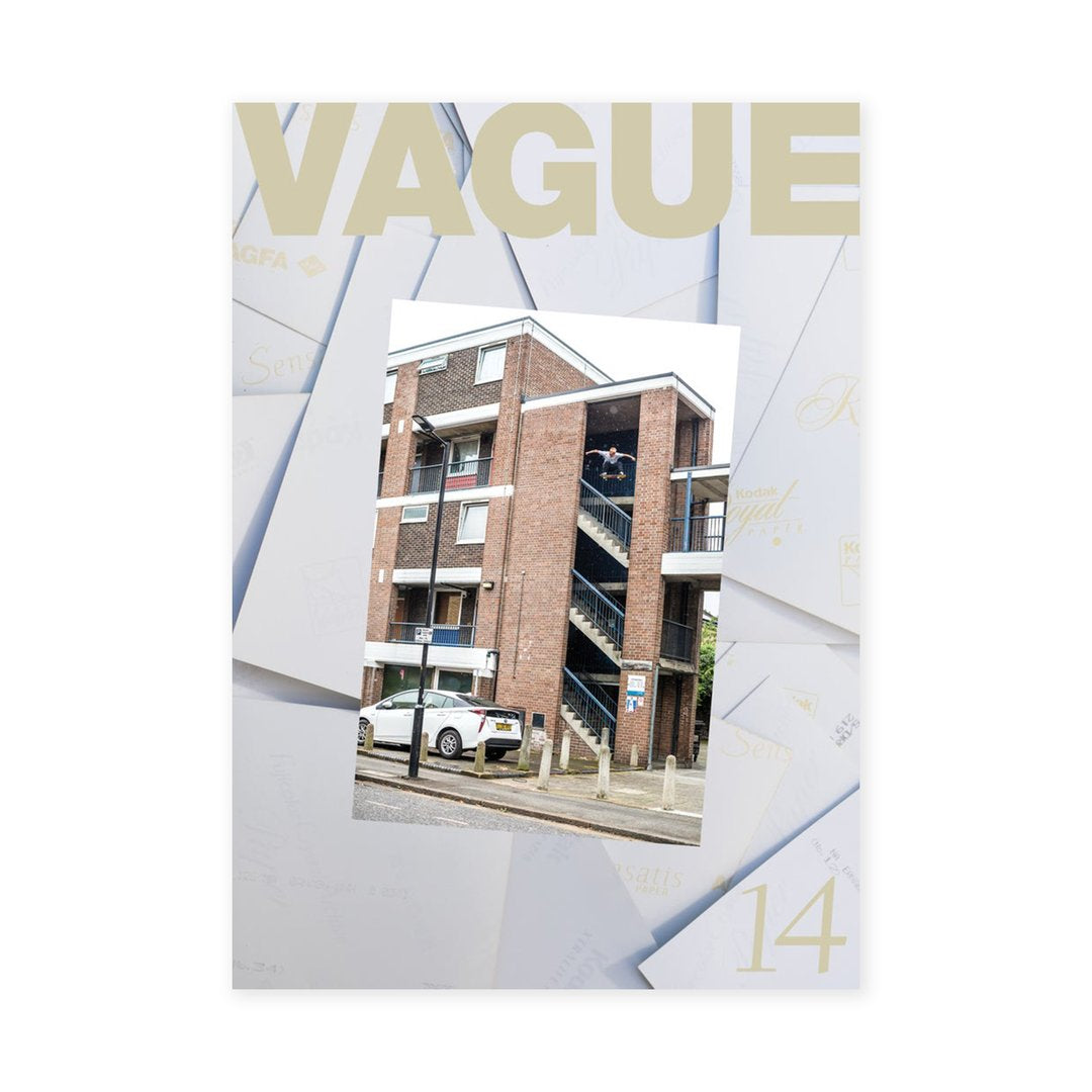 "VAGUE MAG-""ISSUE #14"""