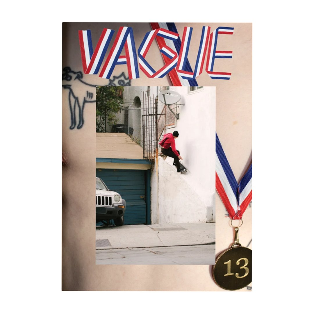 "VAGUE MAG-""ISSUE #13"""