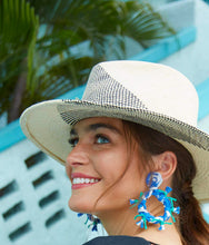 Load image into Gallery viewer, Cabana Loop Earrings