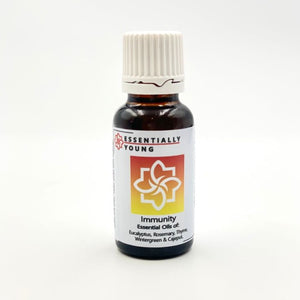 Essentially Young - Immunity Essential Oil Blend 20ml