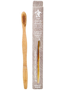 Earth Brush - Biodegradable Adult Toothbrush - Firm