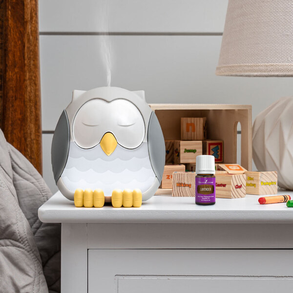 Feather the Owl Diffuser - Happy Owl Bundle