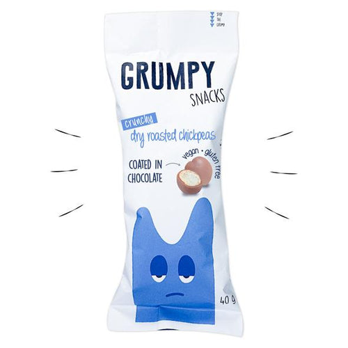 Grumpy Snacks - Chocolate - 3 FOR THE PRICE OF 2