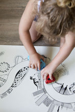 Land of Lark - Highveld Meander Play Mat