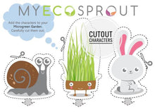 My Eco Sprout - Microgreen Garden Kit