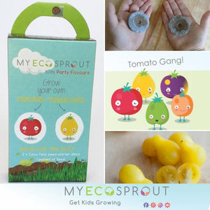 My Eco Sprout Party Favour