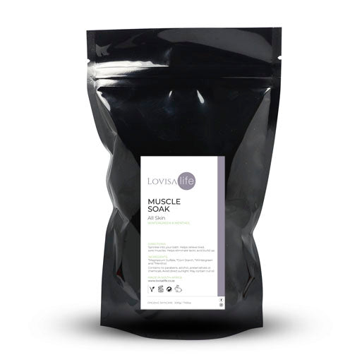 LovisaLife Muscle Soak