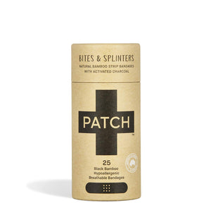 Patch Activated Charcoal Adhesive Bandages