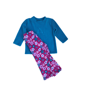 Belly&Boo Polar Fleece PJ's 1-2 Years