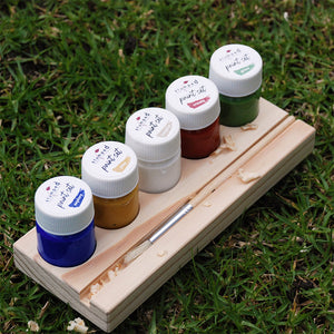 Stumped - Kid's Paint Set