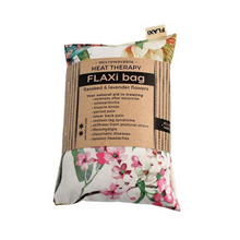 Flaxi Flaxseed & Lavender Heat Therapy Bag - Summer Garden