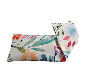 Flaxi Flaxseed & Lavender Heat Therapy Bag - Autumn Blooms