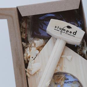 Stumped - Bird Feeder Kit