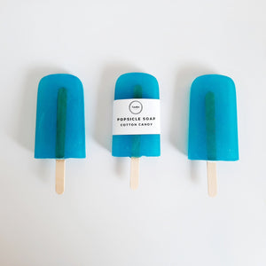 Tamba Naturals - Cotton Candy Popsicle Soap