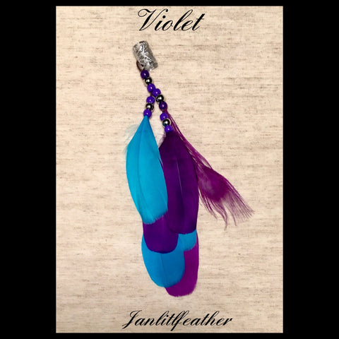 Violet Dread Jewelry