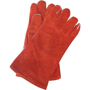 Cotton Lined Fire Retardant Leather Gloves