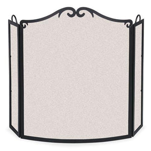 3 Panel Arch Bow Screen - McCready's Hearth and Home
