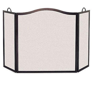 3 Panel Camelback Arch Screen - McCready's Hearth and Home