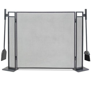 3 Panel Blackshear Screen with Tools
