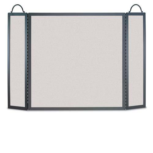 3 Panel Traditional Straight-Top Screen