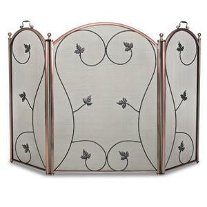 3 Panel Kentfield Screen - McCready's Hearth and Home