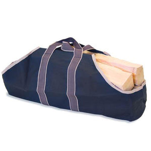 Canvas Log Tote - McCready's Hearth and Home