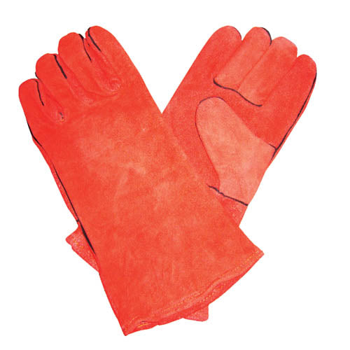 Cotton Lined Leather Gloves