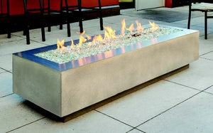 "72"" Cove Linear Fire Pit"
