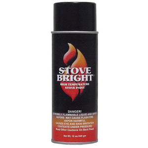 Black Stove Paint