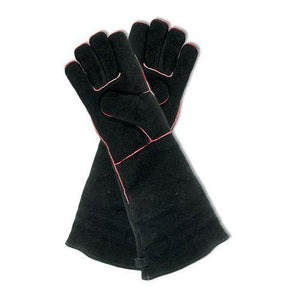 Ladies' Long Suede Hearth Gloves - McCready's Hearth and Home