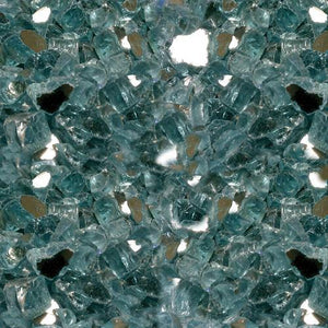 "1/2"" FireGlass Gems - Premium Collection"