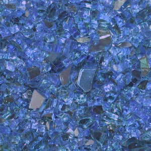 "1/4"" FireGlass Gems - Premium Collection"