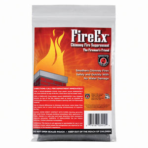 FireEx Chimney Fire Suppressor