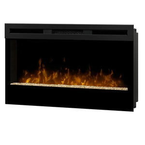Wickson Linear Electric Fireplace