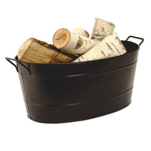 Oval Iron Tub - For Indoor or Outdoor Use - McCready's Hearth and Home