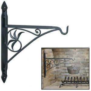 Fireplace Crane - McCready's Hearth and Home