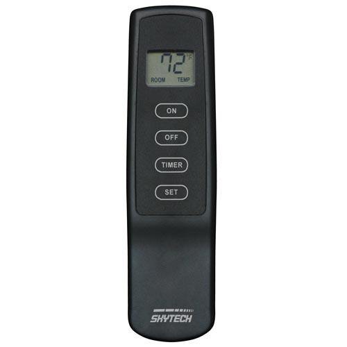 On/Off Thermostatic Hand Held Remote Control With LCD For Concentric Valve