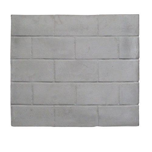 Universal Fireplace Replacement Refractory Panel