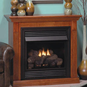 Vail Vent Free Fireplace System
