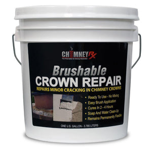 Brushable Crown Repair - 1 Gal. - McCready's Hearth and Home