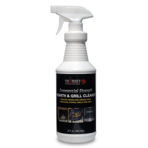 Chimney Rx Hearth & Grill Cleaner 32oz