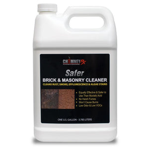 Chimney Rx Safer Brick & Masonry Cleaner - McCready's Hearth and Home