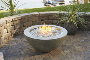 Cove Gas Fire Pit Bowl - McCready's Hearth and Home