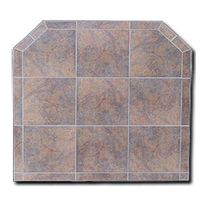 Africa Tile Hearth Board