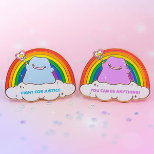 "Ditto ""You Can Be Anything"""