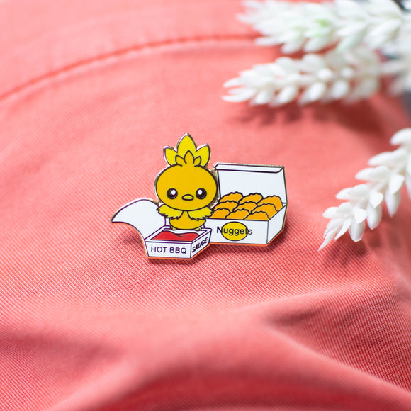 PATREON // Torchi Nuggets Pin