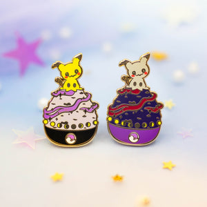 Mimikyu Shaved Ice Pin